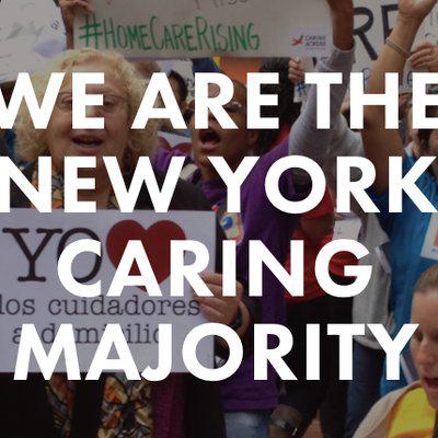 New York Caring Majority