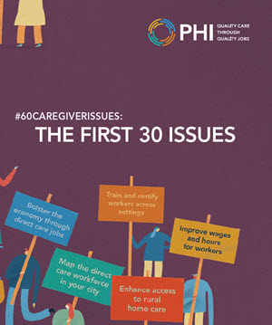 #60CaregiverIssues: The First 30 Issues