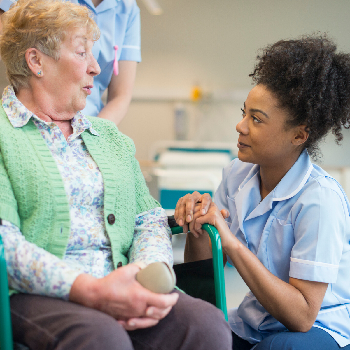 Certified Nurse Aides Caring for Residents with Dementia